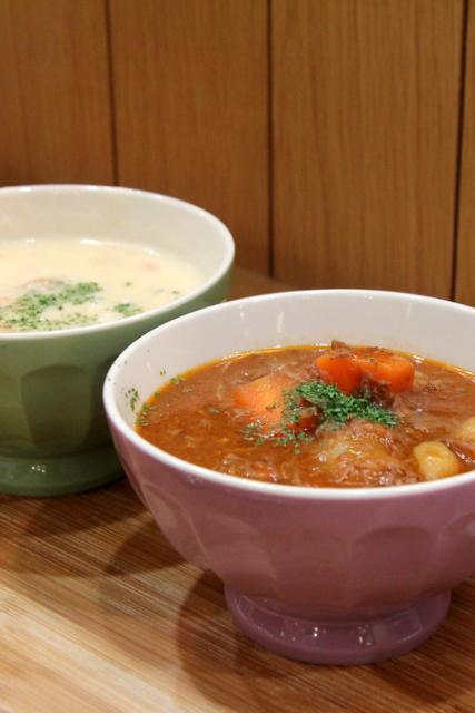アオモリ スープ