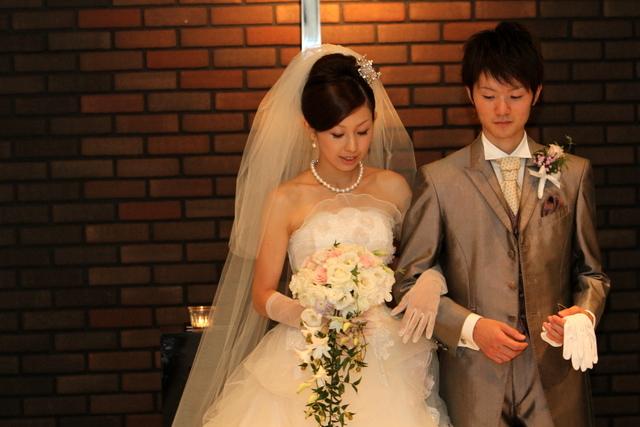 チャペル 結婚式 弘前 プラザホテル スナップ 写真 撮影