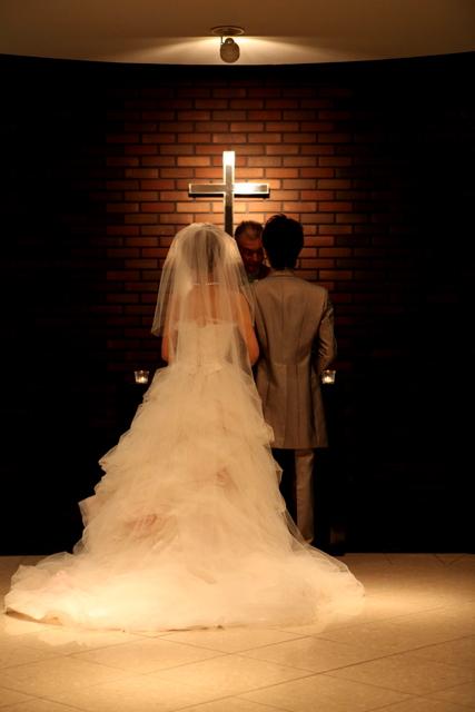 弘前 プラザホテル 結婚式 チャペル スナップ 写真 撮影
