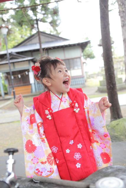 七五三 記念撮影 出張撮影 子ども写真 弘前 黒石 神社 ロケ スナップ
