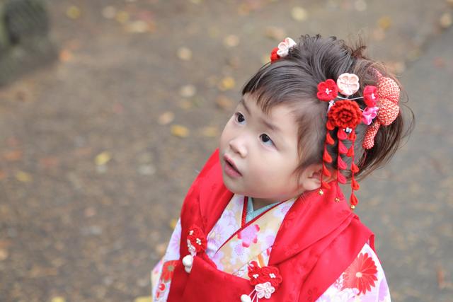 七五三 出張撮影 記念撮影 子ども写真 弘前 黒石 神社 ロケ