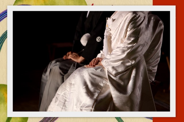 岩木山神社 結婚式 挙式 神前式 弘前 スナップ 写真 撮影