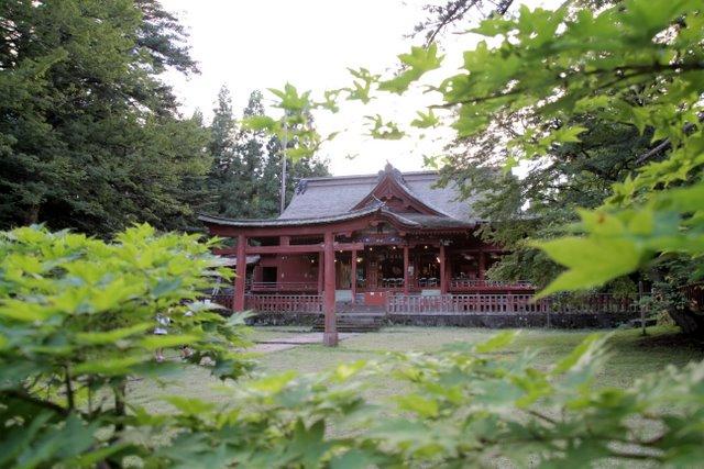 弘前市 高照神社 津軽信政公 300年祭