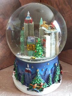 NYクリスマス済