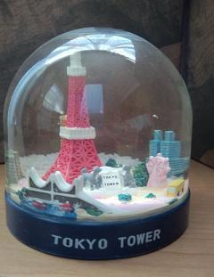 東京タワー展望台済