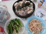 本日の小料理