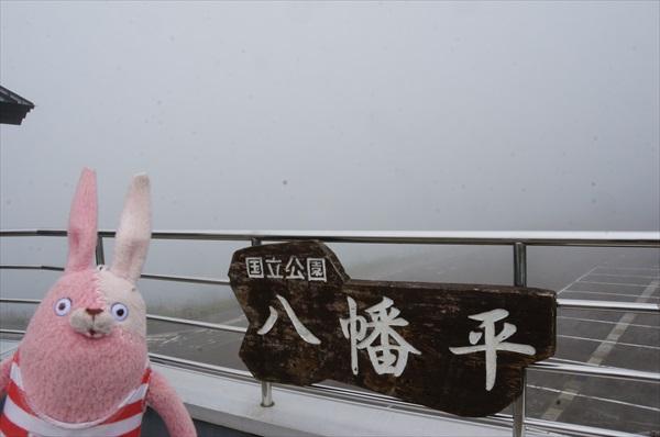 八幡平(真っ白)