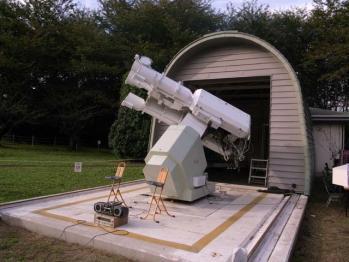 12太陽フレア望遠鏡1