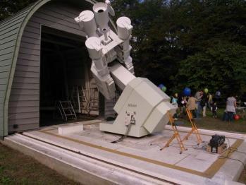 12太陽フレア望遠鏡2