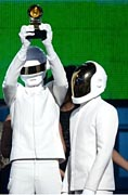 Daft Punk Grammy Award 2014