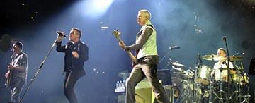 U2ステージ写真2009
