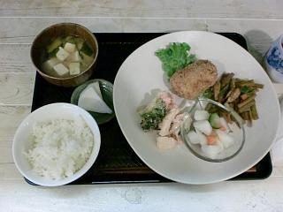 カモメ食堂定食