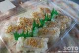 太刀魚の押し寿司