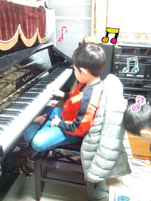 ピアノこうた