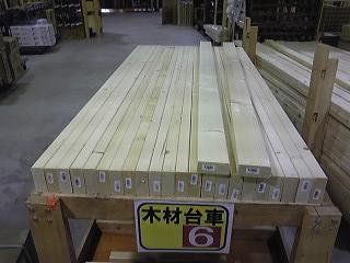 買った木材