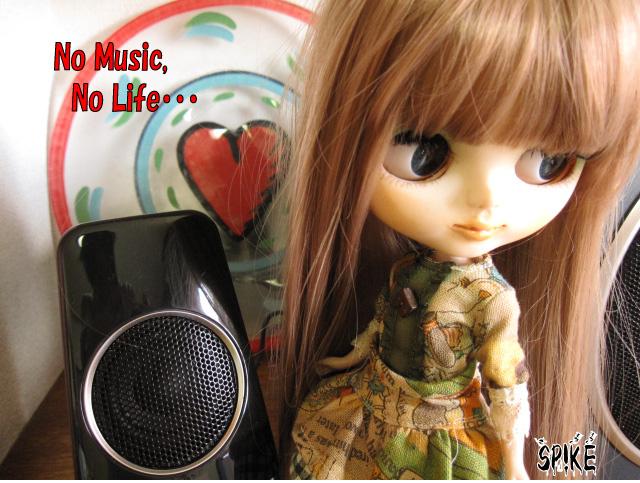 No music,No life