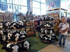 パンダもブーム?