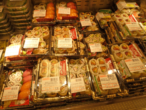 お寿司がブーム!