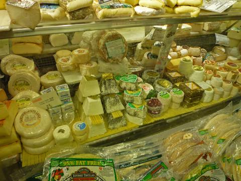 チーズがいっぱい~