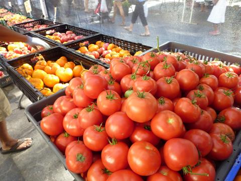 トマトもカラフル!