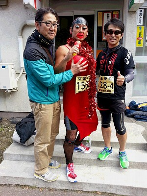 網走駅伝2014-11
