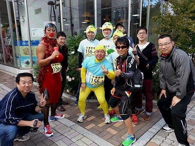 網走駅伝2014-12