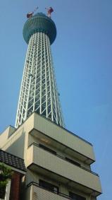 東京スカイツリー(建設中)