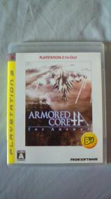 ARMORED CORE for Answer パッケージ