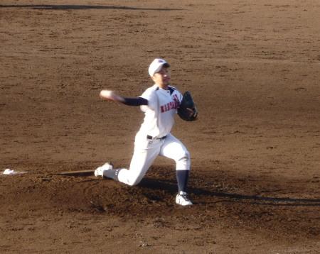 PA0938955回から登板した金た郎リリーフ投手 ナイスピッチング