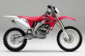 2011CRF250X国内モデル