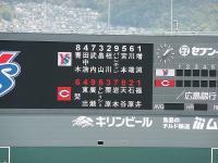 11.4.24 1 今日のスタメン