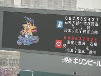 11.5.3 1 今日のスタメン