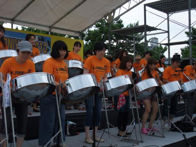 PAN VILLAGE ORCHESTRA