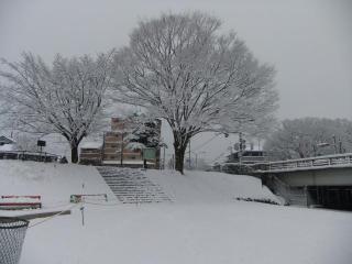 賀茂川の雪_05_2010-12-31
