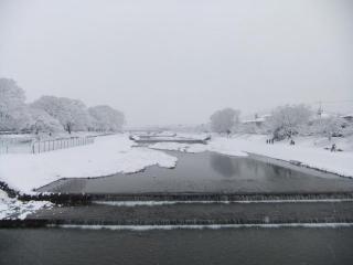 賀茂川の雪_06_2010-12-31
