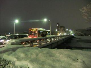 賀茂川の雪_07_2010-12-31