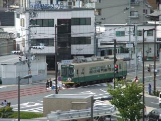 嵐電天神川駅前_2010-09-29