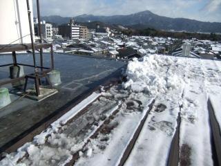 屋上の様子_2011-01-02