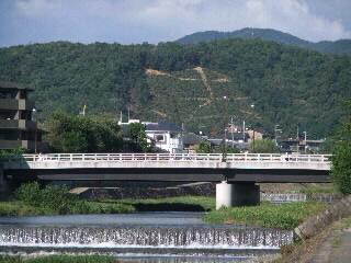 高野橋と『法』の山_2010-09-17