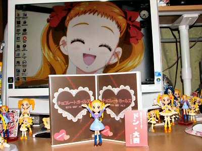 チョコレートガールズDVD発売記念イベント 001
