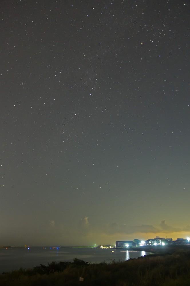 高津川星景
