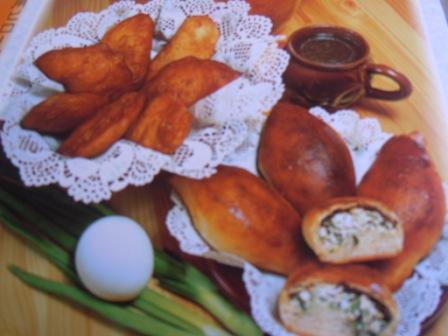 ロシア料理1