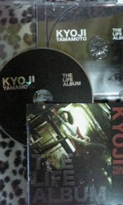 THE LIFE ALBUM/山本 恭司