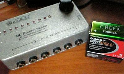 電池とサプライ