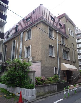日本キリスト教団弓町本郷教会④