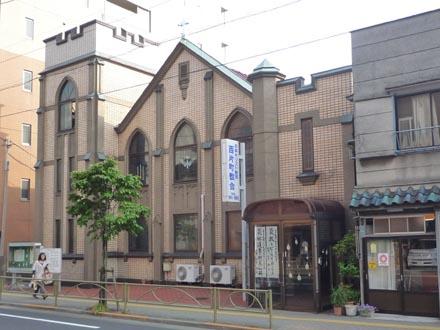 日本キリスト教団西片町教会②