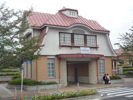 田園調布駅①