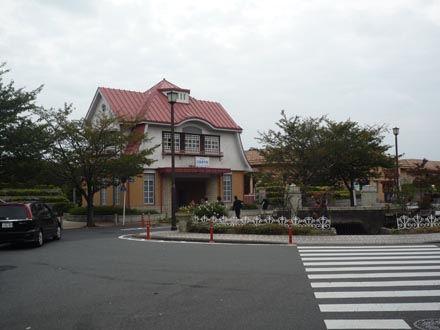 田園調布駅⑤
