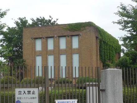 駒沢給水所⑦