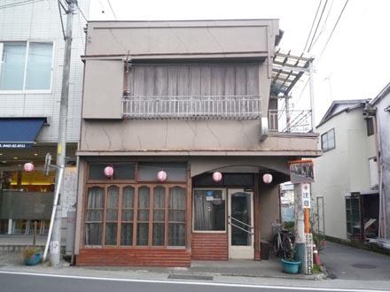 松田の理髪店